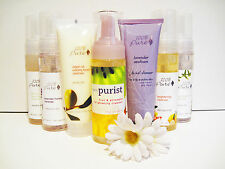 100% Pure Facial Cleansers - Choose From 7 Formulas - NEW - Purity Cosmetics