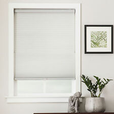 Arlo Blinds Honeycomb Cell Light-filtering Grey Cellular Shades