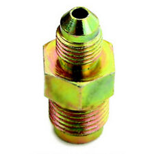 A-1 RACING PRODUCTS A1P1071604 7/16-24 to #4 Stl Invert Male Flare Adapter