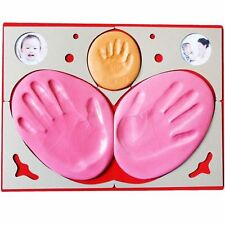 DIY Reusable BABY PRINT INK PAD Footprint Handprint BabyPrints Christening Gift
