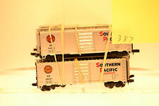 Atlas SP Southern Pacific over night silver box cars 10 pack pk, no boxes