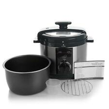 Wolfgang Puck Rapid Pressure Cooker Automatic 5 Quart See Description
