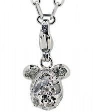 MEDICOM TOY Stardust BE@RBRICK 3charm Pendant Daiamond Necklace Bracelet 2way