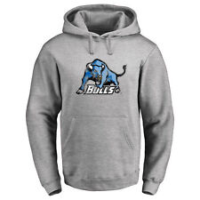 Buffalo Bulls Classic Primary Logo Pullover Hoodie - Ash - NCAA