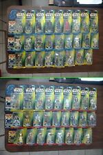 Star Wars POTF Freeze Frame 16 Figures Available A-L Every 2nd Ships Free