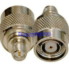 RP-SMA Female To RP-TNC Male RF Connector Adapter 1pc/4pc/10pc/20pc/50pc