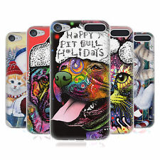OFFICIAL CHRISTMAS MIX PETS SOFT GEL CASE FOR APPLE iPOD TOUCH MP3
