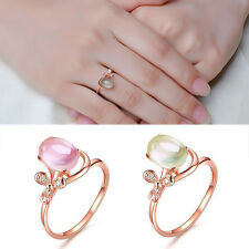 1pc Fashion Adjustable Crystal Grape Ring Finger Rings Women Girl Jewelry New