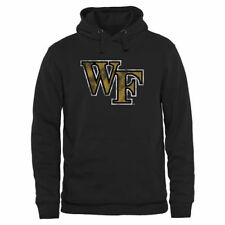 Wake Forest Demon Deacons Classic Primary Pullover Hoodie - Black - NCAA