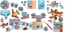 Disney Planes Themed Party Tableware Plates Cups Tablecovers Napkins Invites