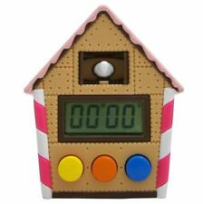 Japan Imported Hashy Tree House Bird Digital Countdown Kitchen Timer Magnetic