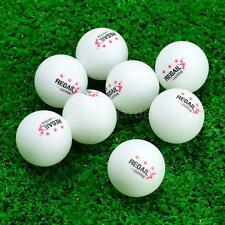 DURABLE ADVANCED TRAINING PING PONG BALLS 50PCS 3-STAR 40MM TABLE TENNIS R3V2