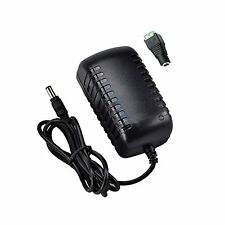 Rockbirds New DC Switching Power Supply AC Adapter 12V 2A For 110V- 240V 50/60Hz