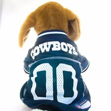 Dallas Cowboys Dog Jersey NFL Football Officially Licensed Pet Product