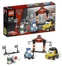LEGO Cars 2 Tokyo Pit Stop 8206 NEW  HTF