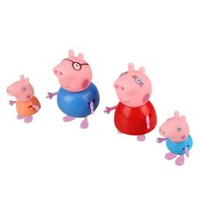 Cake Topper Figure Decoration Birthday - PEPPA PIG FAMILY - Decoration Set