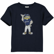 Milwaukee Brewers Soft As A Grape Tod Dist Mascot T-Shirt