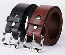 "1 1/2""_HEAVY DUTY LEATHER WORK BELT_HANDMADE_BELTS_MENS_1.5""_BLACK_BROWN"