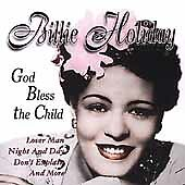 BILLIE HOLIDAY -- God Bless the Child CD ***Like new**