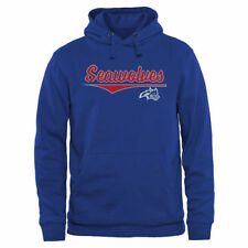 Stony Brook Seawolves American Classic Pullover Hoodie - Royal - NCAA