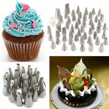 Cookie Sugarcraft Baking Tool Pastry Tips Icing Piping Nozzles Cake Decorating