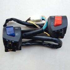 """Motorcycle Switch Left & Right 7/8"""" Handlebar Multiuse Switches ATVs Controller"""