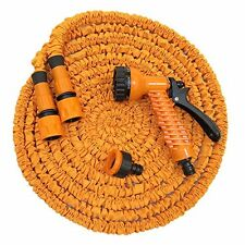 Expandable No Kink Garden Hose Pipe, Pampered Gardens Magic Stretch Hosepipe, Pa