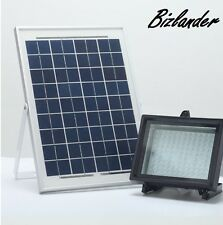 Bizlander 10W108LED Solar Light with 1109 Lumens for Sign Home Garden Shed Shop