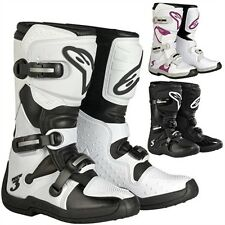 Alpinestars Tech 3 Stella Women's Mx Off Road Dirt Bike ATV Motocross Boots