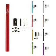 Pro Cycling Bicycle Seatpost Road Mountain MTB Bike Seat Tube Parts 33.9 x 600mm