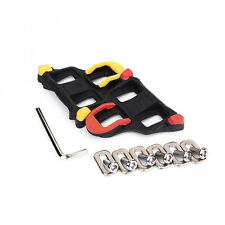 Self-locking Cycling Pedal Road Bike Bicycle Cleat For Shimano SM-SH11 SPD-SL WB