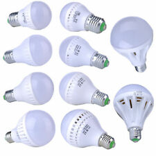 220V ~ 240V LED E27 Energy Saving Bulb Globe Light 9W 12W 15W 20W 25W Lamp Warm