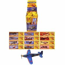 12/24 Flying Plane Gliders - Polystyrene Pinata Toy Loot/Party Bag Fillers W