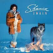 Shania Twain by Shania Twain (CD, Apr-1993, Mercury)