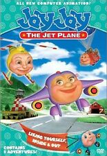 Jay Jay the Jet Plane - Liking Yourself Inside New DVD