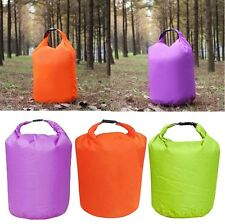 10L Waterproof Bag Luggage Dry for Canoe Kayak Rafting Sports Outdoor Camp Tool