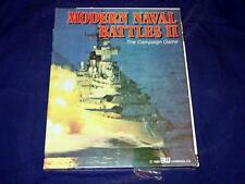 3W 1990 - Modern Naval Battles II - Campaign Game Russia vs. The West (SEALED)