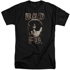 Three Stooges Bad Moe Fo Mens Big and Tall Shirt