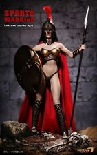 Phicen Limited Sparta Warrior 1:6 Collector Ancient Greece Female Figure