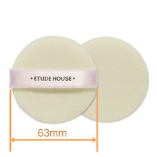 ETUDE HOUSE - My Beauty Tool Powder Puff 63mm 2p ( KOREA Genuine )