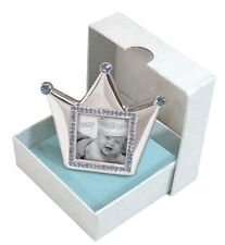Stephan Baby Royalty Crown Picture Frame