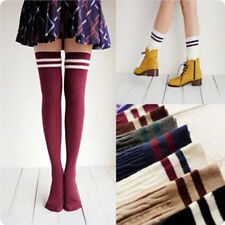 Cylinder College Wind Over  Knee Socks Compression Stockings High Stockings