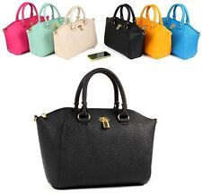 Women's Handbags Shoulder Bag Purses Clutches Totes Messenger Locks Decoration