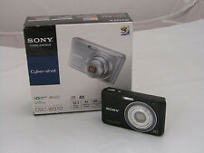 Sony Cybershot DSC-W310 Digital Camera 12.1MP 4x Optical Zoom In Box