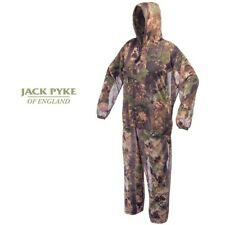 Jack Pyke Lightweight Ghillie Suit English Oak Camo Mesh