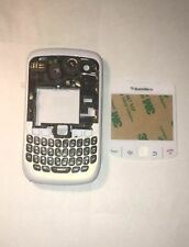 Blackberry Curve 8520/30 Housing - Pearl White or Black
