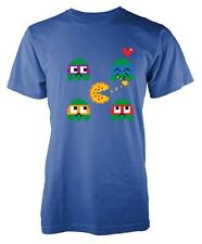 BNWT PAC TURTLES PAC MAN GAMING FUNNY NINHA MASHUP ADULT T-SHIRT S-XXL
