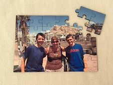 Personalised Jigsaws, Wooden, Personalise with photo, Long lasting quality
