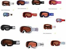 Smith Optics Snowboard Ski Childrens Goggles   Many Styles and Colors