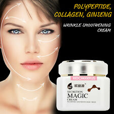 Poly peptide Ginseng Collagen Cream Wrinkle Repairing Fold Forehead Crow's Feet